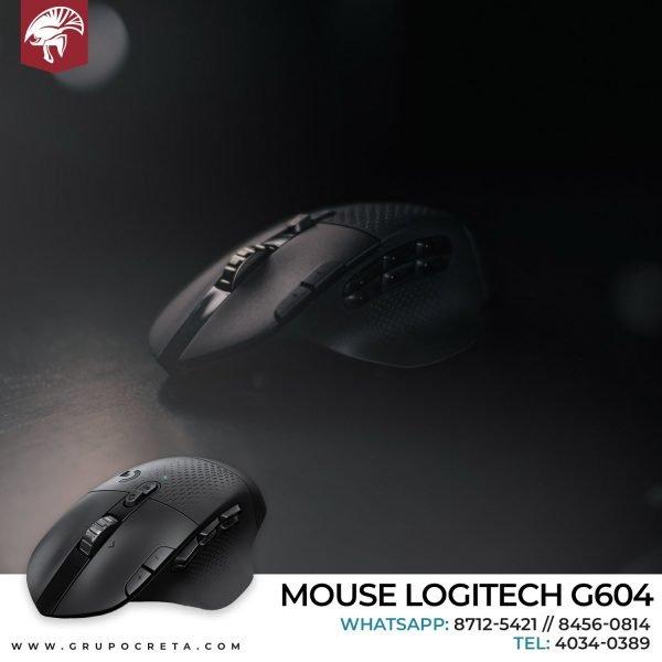 mouse logitech G604 Creta Gaming